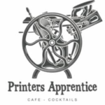 Printers Apprentice | Cafe . Cocktails