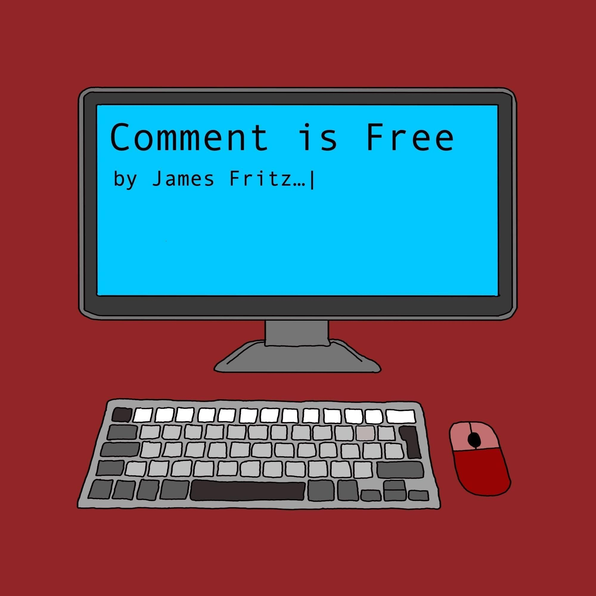 Comment is Free